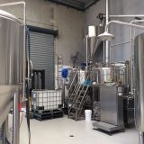 Our beer brewing equipment.