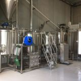 Some of our beer brewing equipment.